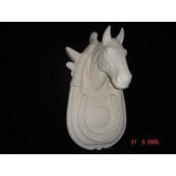 Wandbild Pferdekopf